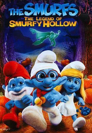 subtitrare The Smurfs: The Legend of Smurfy Hollow (2013)