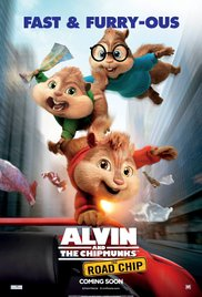 subtitrare Alvin and the Chipmunks: The Road Chip (2015)