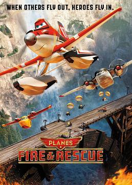 subtitrare Planes: Fire & Rescue (2014)