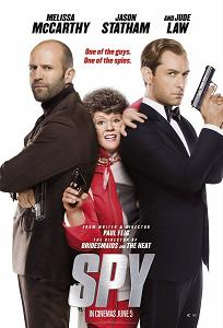 subtitrare Spy (2015)