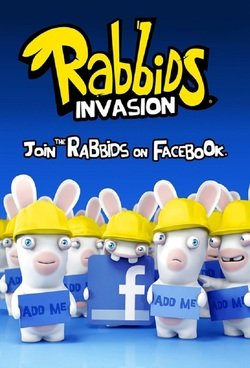 subtitrare Rabbids Invasion