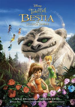 subtitrare Tinker Bell and the Legend of the NeverBeast (2014)