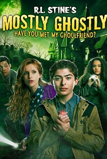 subtitrare Mostly Ghostly: Have You Met My Ghoulfriend? (2014)