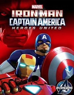 subtitrare Iron Man & Captain America: Heroes United (2014)