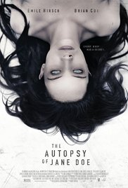 subtitrare The Autopsy of Jane Doe (2016)