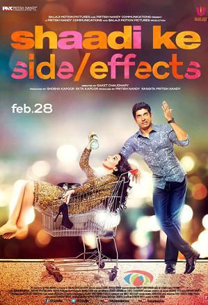 subtitrare Shaadi Ke Side Effects (2014)