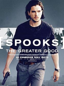 subtitrare Spooks: The Greater Good (2015)