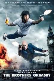 subtitrare The Brothers Grimsby (2016)