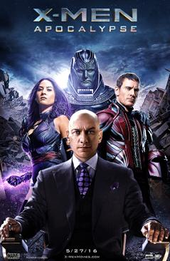 subtitrare X-Men: Apocalypse (2016)