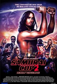 subtitrare Samurai Cop 2: Deadly Vengeance (2015)