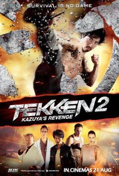 subtitrare Tekken: Kazuya`s Revenge (2014)