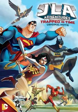 subtitrare JLA Adventures: Trapped in Time (2014)