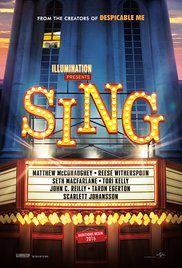 subtitrare Sing (2016)