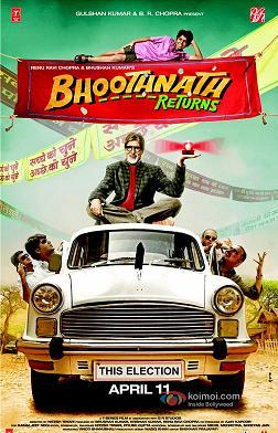 subtitrare Bhoothnath Returns (2014)