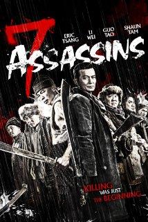 subtitrare 7 Assassins (2013)