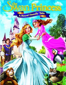 subtitrare The Swan Princess: A Royal Family Tale (2014)
