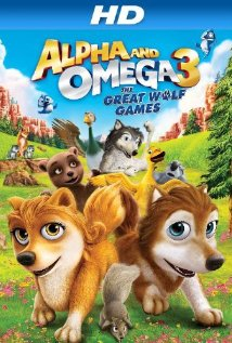 subtitrare Alpha and Omega 3: The Great Wolf Games (2014)