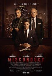 subtitrare Misconduct (2016)