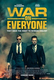 subtitrare War on Everyone (2016)