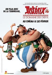 subtitrare Asterix: Le domaine des dieux (2014)