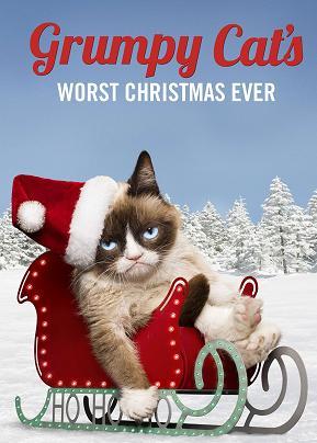 subtitrare Grumpy Cat`s Worst Christmas Ever (2014)