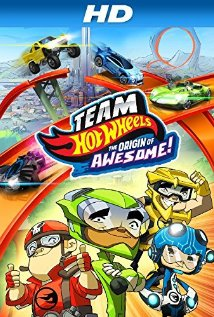 subtitrare Team Hot Wheels: The Origin of Awesome! (2014)