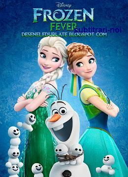 subtitrare Frozen Fever (2015)