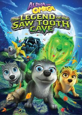 subtitrare Alpha And Omega: The Legend of the Saw Toothed Cave (2014)