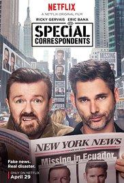 subtitrare Special Correspondents (2016)