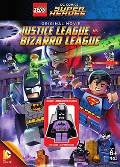 subtitrare Lego DC Comics Super Heroes: Justice League vs. Bizarro League (2015)