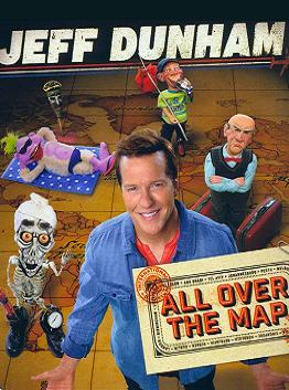 subtitrare Jeff Dunham: All Over the Map (2014)