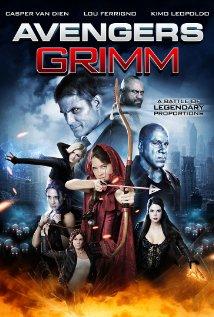 subtitrare Avengers Grimm (2015)