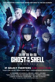 subtitrare Ghost In The Shell: The New Movie (2015)