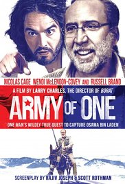 subtitrare Army of One (2016)