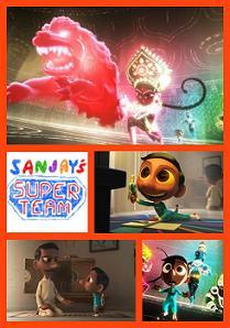 subtitrare Sanjay`s Super Team (2015)