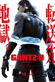 subtitrare Gantz: O (2016)