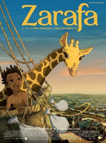 subtitrare Zarafa (2012)