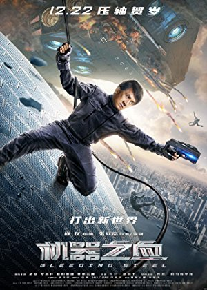 subtitrare Bleeding Steel (2017)