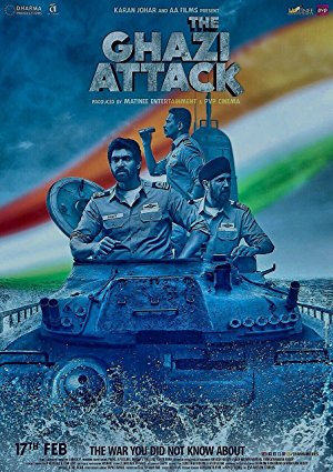 subtitrare The Ghazi Attack (2017)