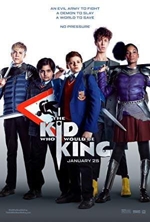 subtitrare The Kid Who Would Be King (2019)