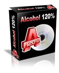 O Alcohol 120% é uma grande novidade para fazer cópias perfeitas de
