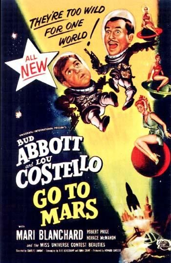subtitrare Abbott and Costello Go to Mars (1953)