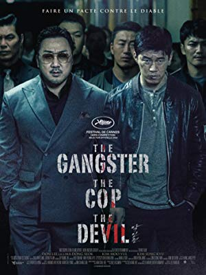 subtitrare The Gangster, the Cop, the Devil . Akinjeon (2019)