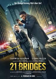 subtitrare 21 Bridges (2019)