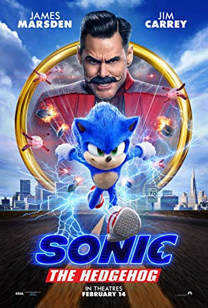 subtitrare Sonic the Hedgehog (2020)