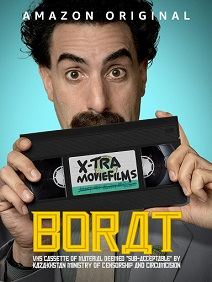 subtitrare Borat: VHS Cassette of Material Deemed 'Sub-acceptable' by Kazakhstan Ministry of Censorship and Circumcision (2021)
